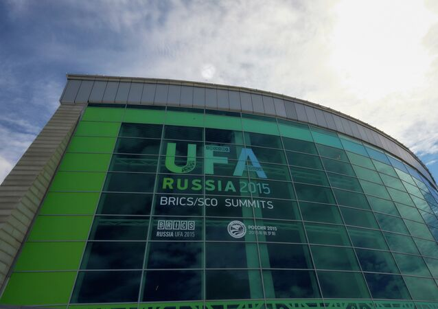 The BRICS summit is underway in the Russian city of Ufa.