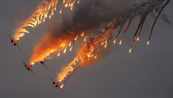 T-50 PAK FA and Co: Deadliest Russian Aircraft at Their Best - Sputnik International
