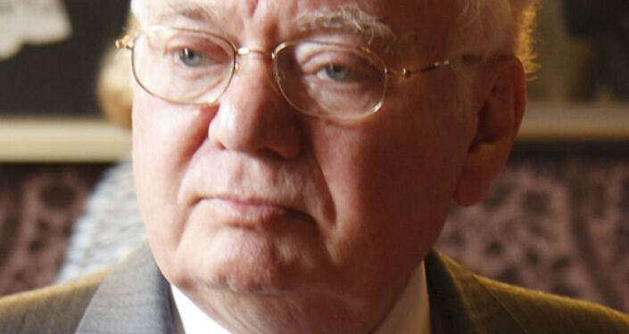 Former International Court of Justice judge Thomas Buergenthal