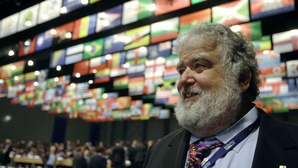 Chuck Blazer - Sputnik International