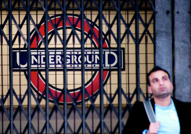London Underground strike