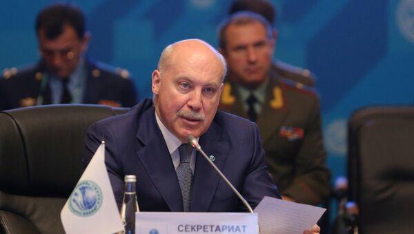 SCO Secretary-General Dmitry Mezentsev - Sputnik International
