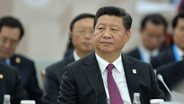 President of the People's Republic of China Xi Jinping - Sputnik International