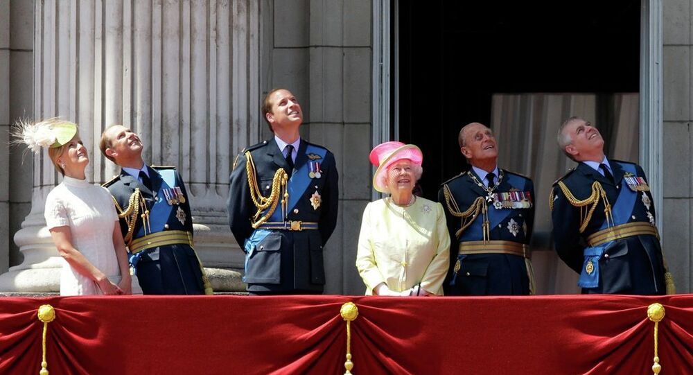 Queen Elizabeth Reportedly Canceled Prince Andrew's 60th Birthday Party