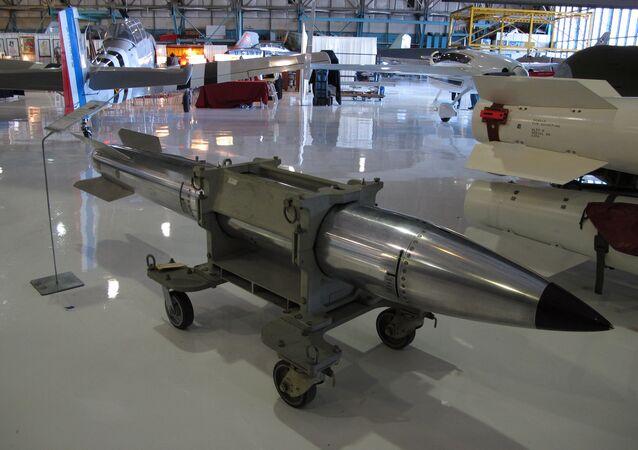 B61 Nuclear Bomb