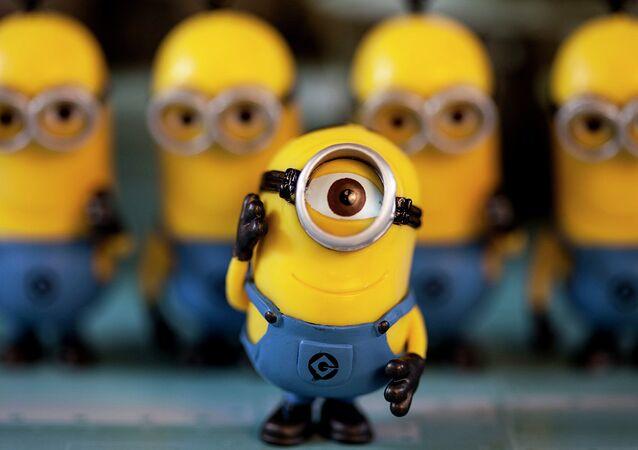 One-eyed Minion.