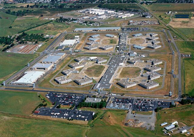 California State Prison, Solano, in Vacaville, California