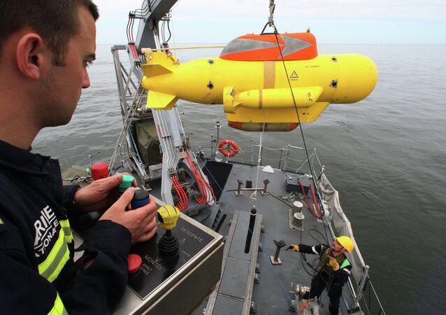 Tech Goes Fishy: Robots to Guard Russian Maritime Borders