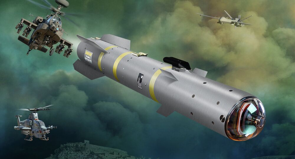 The Lockheed Martin Joint Air-to-Ground Missile (JAGM)