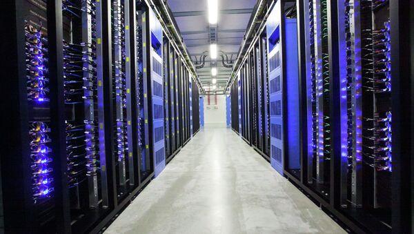 Server hall - Sputnik International