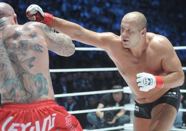 Return of Russian Bear: Fedor Emelianenko Resumes MMA Career