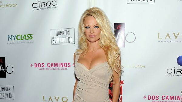 Canadian superstar Pamela Anderson wants to meet Russian President Vladimir Putin to discuss how the two could pair up to advocate for the issues of animal rights and environment. - Sputnik International