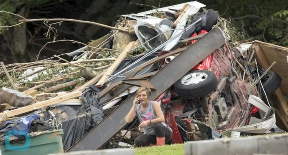 Search for 6 Missing in Kentucky Floods