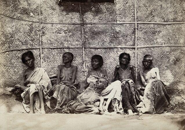 Famine in Mysore