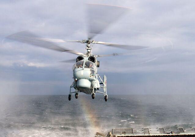 Kamov Ka-27 helicopter