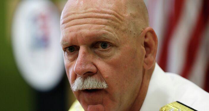 U.S. Pacific Fleet Commander Adm. Scott