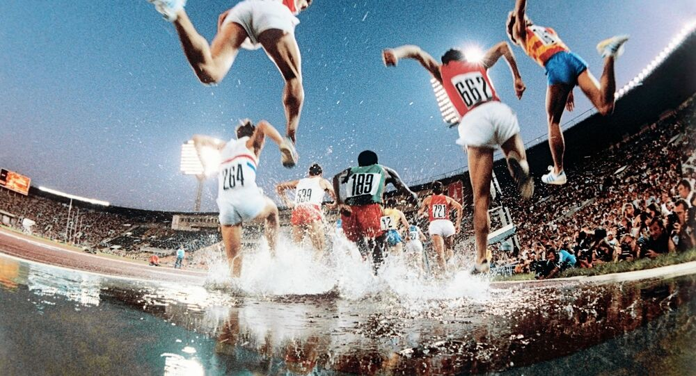 Steeplechase, Olympic Games in Moscow