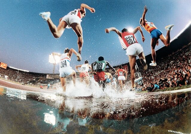 Steeplechase, Olympic Games