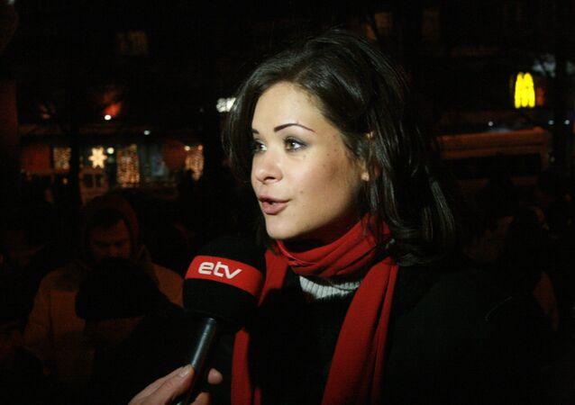 Maria Gaidar. File photo