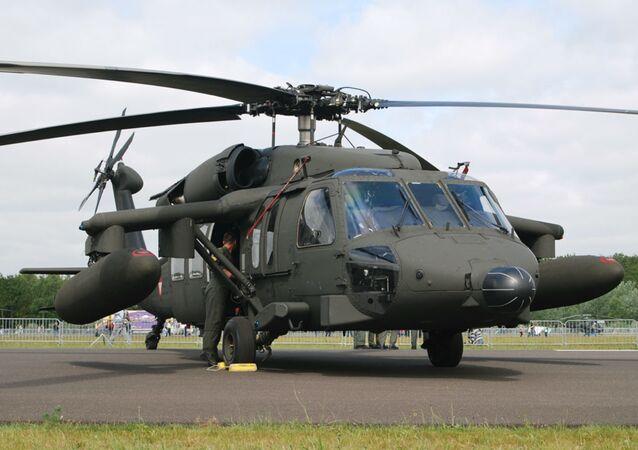 Sikorsky S-70 (H-60) Black Hawk