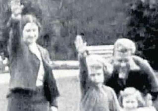 The Royal Family Salute: Leaked Video Shows British Monarch in Nazi Gesture
