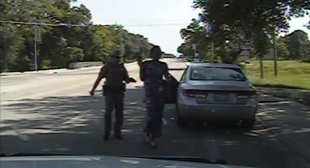 Dashcam Video of Activist Sandra Bland's Arrest Released