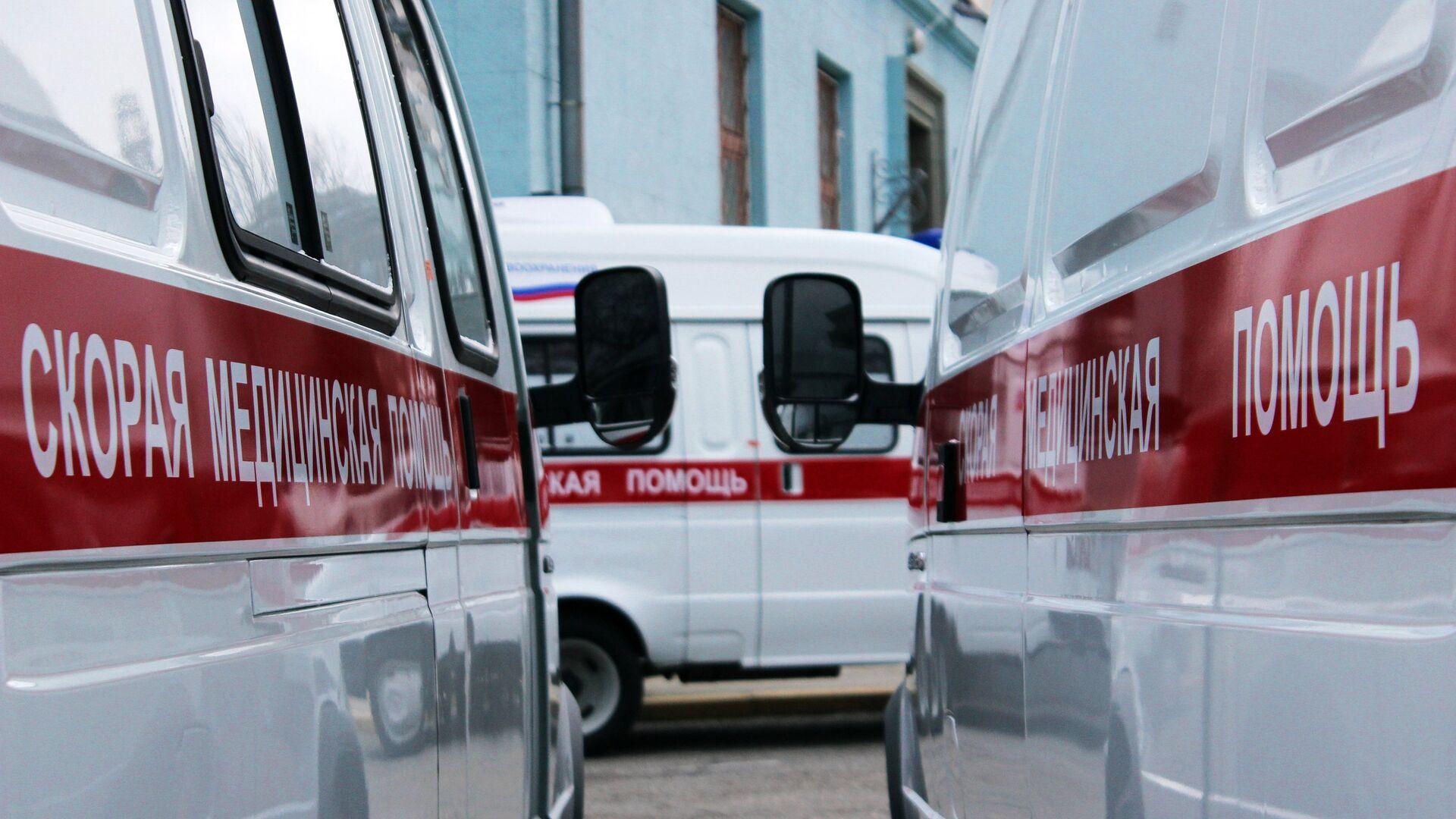 Ambulance vehicles - Sputnik International, 1920, 24.07.2021