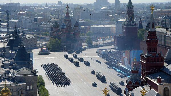 Parade on 69th anniversary of Victory in Great Patriotic War - Sputnik International