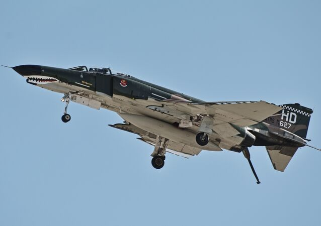 An F-4 Phantom II