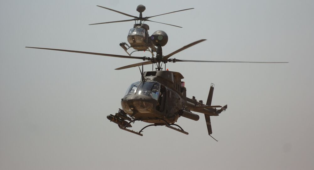 UH60 Black Hawk helicopters