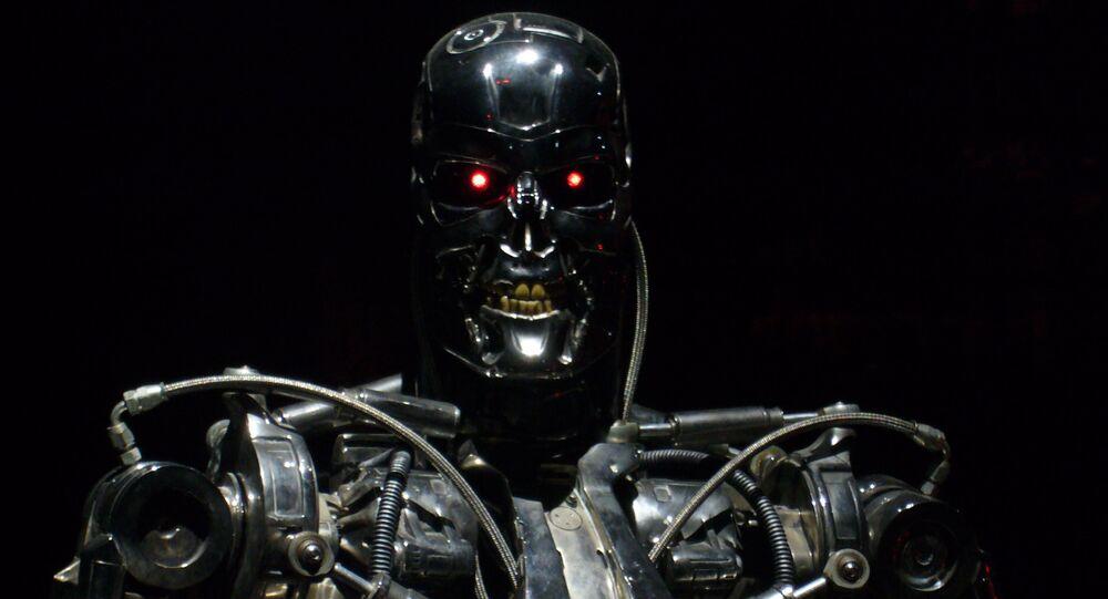 Terminator Exhibition: T-800