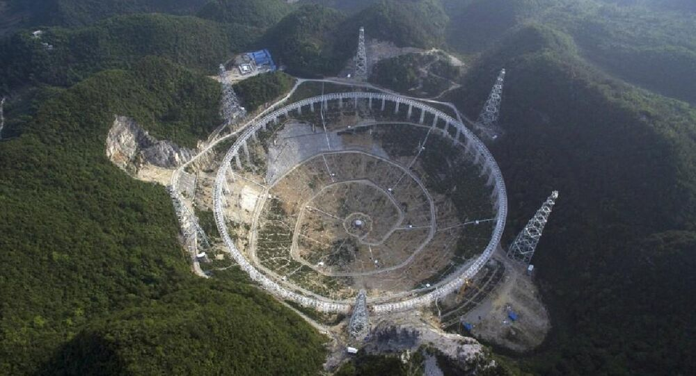 First of 4,600 panels for China's FAST telescope