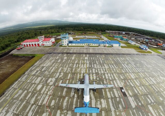 New airport opens on Iturup Island of the South Kuril Islands