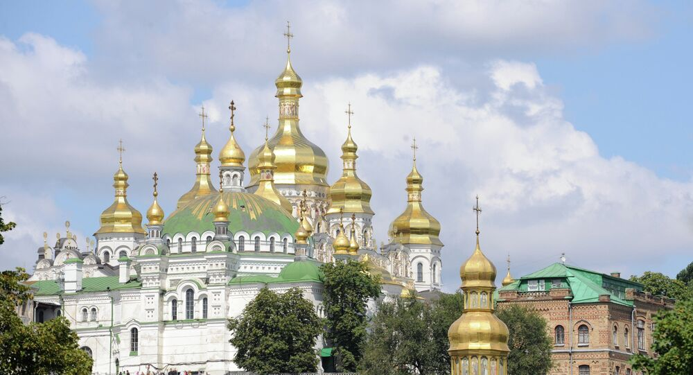 The Kiev Pechersk Monastery