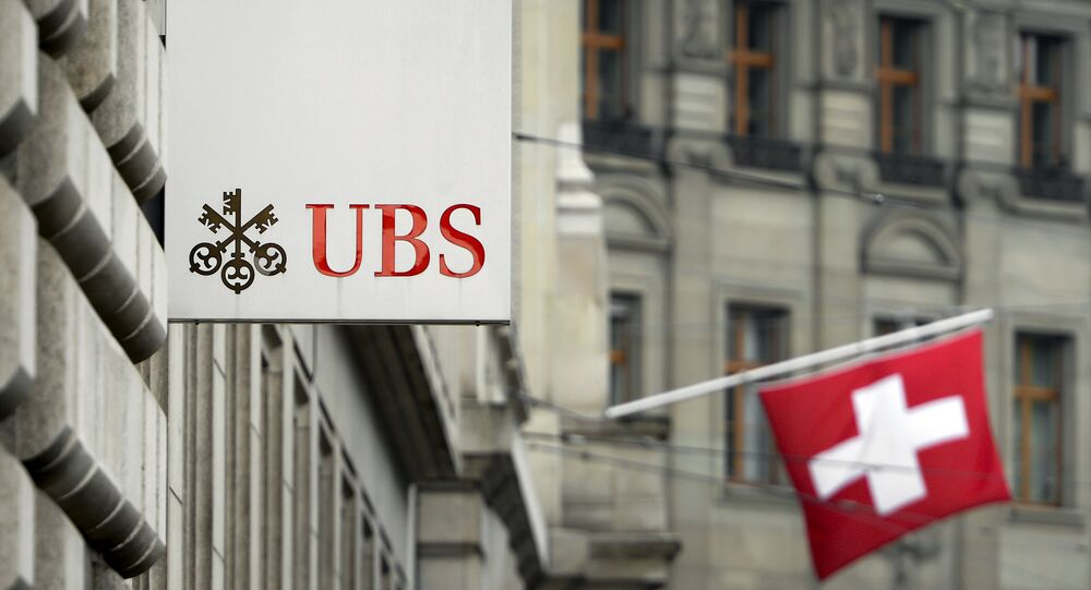 Swiss Bank Ubs Registers 1 2bln Net