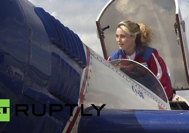 Meet Svetlana Kapanina, the most decorated female pilot ever