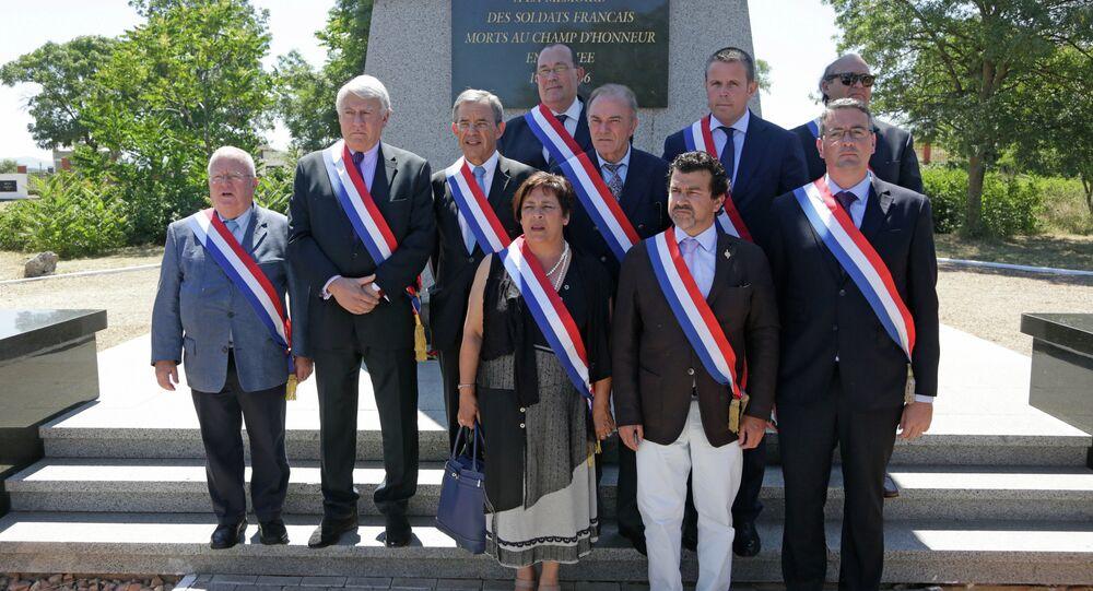 French MPs delegation visits Sevastopol