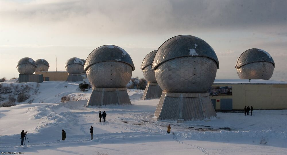 Okno-M space surveillance system