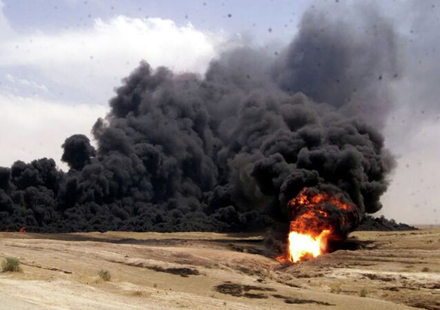 The Kirkuk-Yumurtalık oil pipeline that delivers Iraqi fuel to Turkey has been blown up by terrorists in the Şırnak Province in the country's southeast