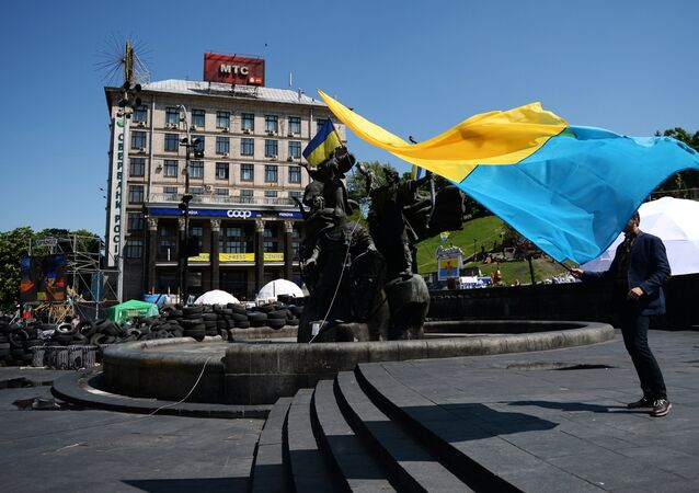 Kiev's Independence Square