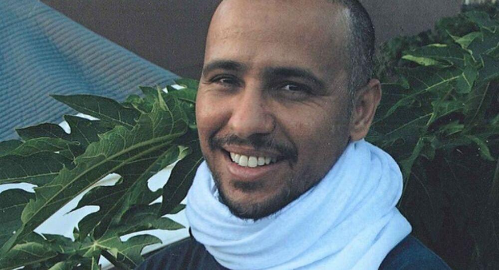 Guantanamo Bay detainee Mohamedou Ould Slahi