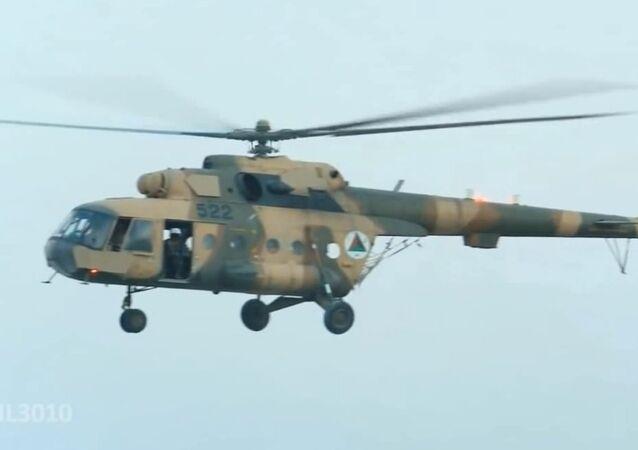 Mi-17V-5 Helicopter