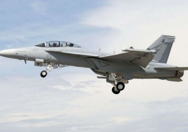 Royal Australian Air Force EA-18G Growler