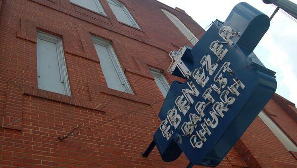Ebenezer Baptist Church 2. - Sputnik International