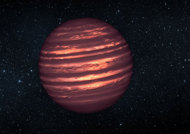 NASA Space Telescopes See Weather Patterns in Brown Dwarf.