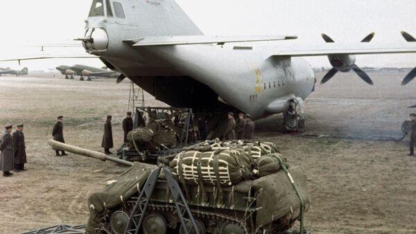 Military transport aircraft - Sputnik International