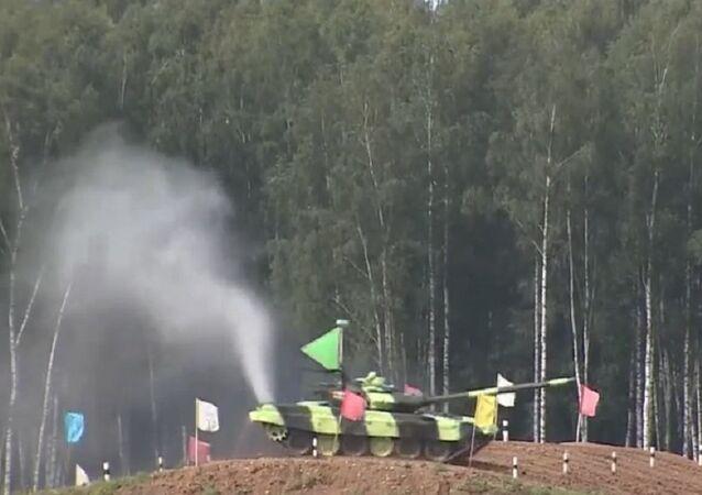 Tank Biathlon World Championship Highlights