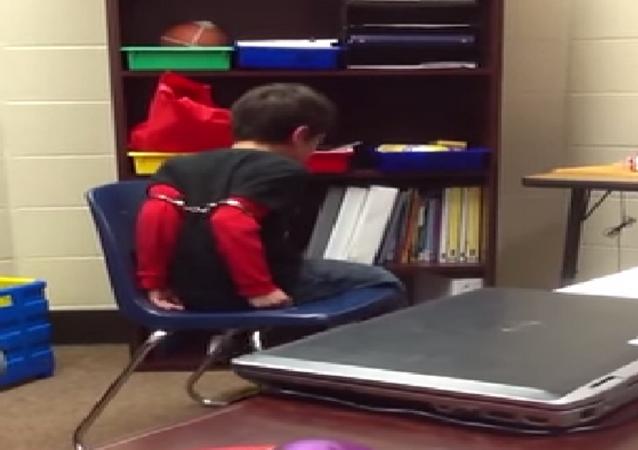 Lawsuit: Kentucky Cops Handcuffed, 'Traumatized' Elementary School Students