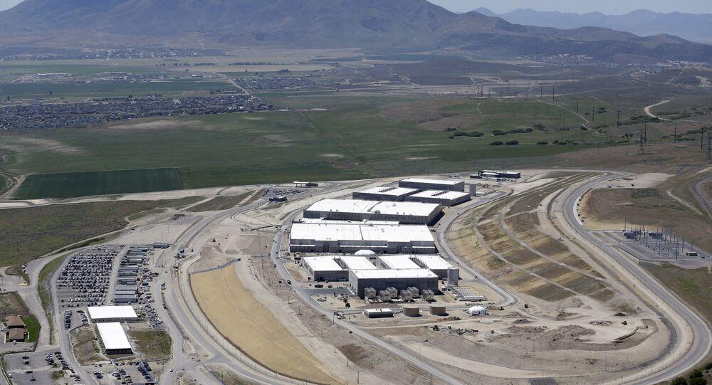 The National Security Agency's Utah Data Center in Bluffdale, Utah