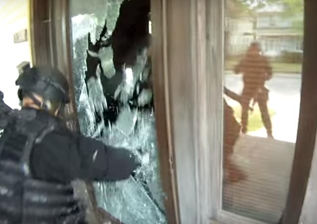 Indiana SWAT Team Deemed Liable for Wrong-House Flashbang Raid